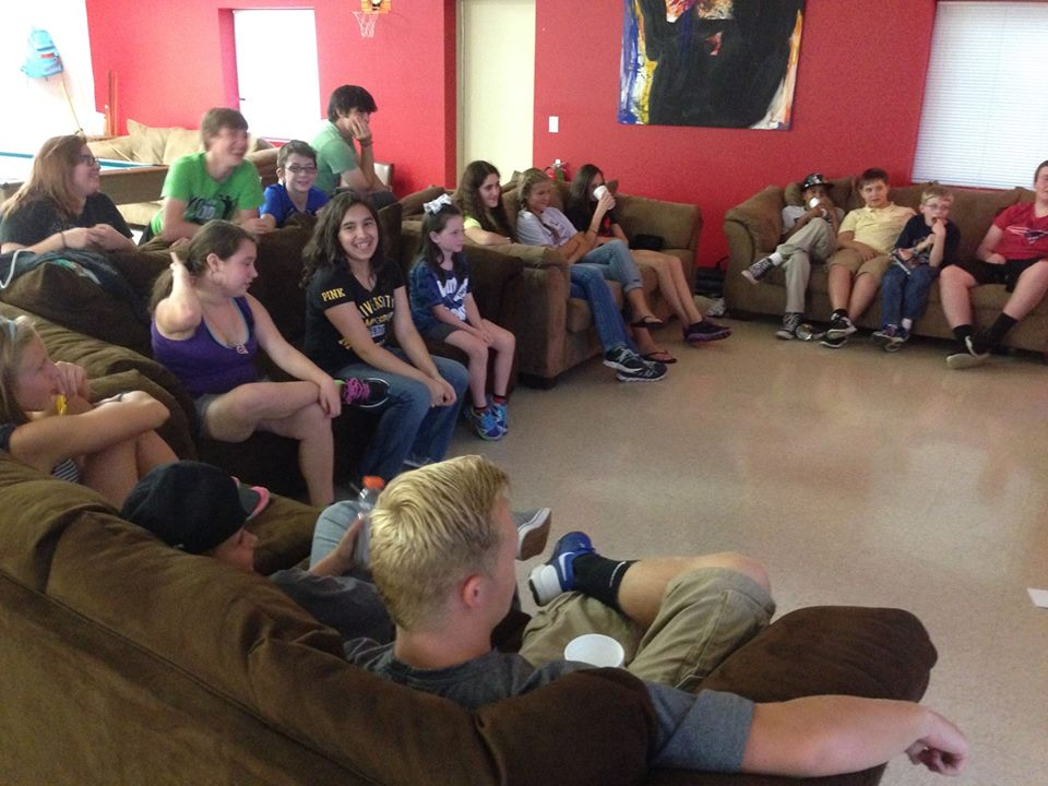 Youth Ministry 1
