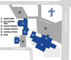 immanuel lutheran church joplin missouri campus map
