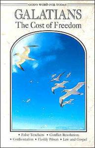 galatians the cost of freedom thomas doyle concordia publishing house