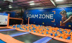 Sky Zone Youth Outing 1