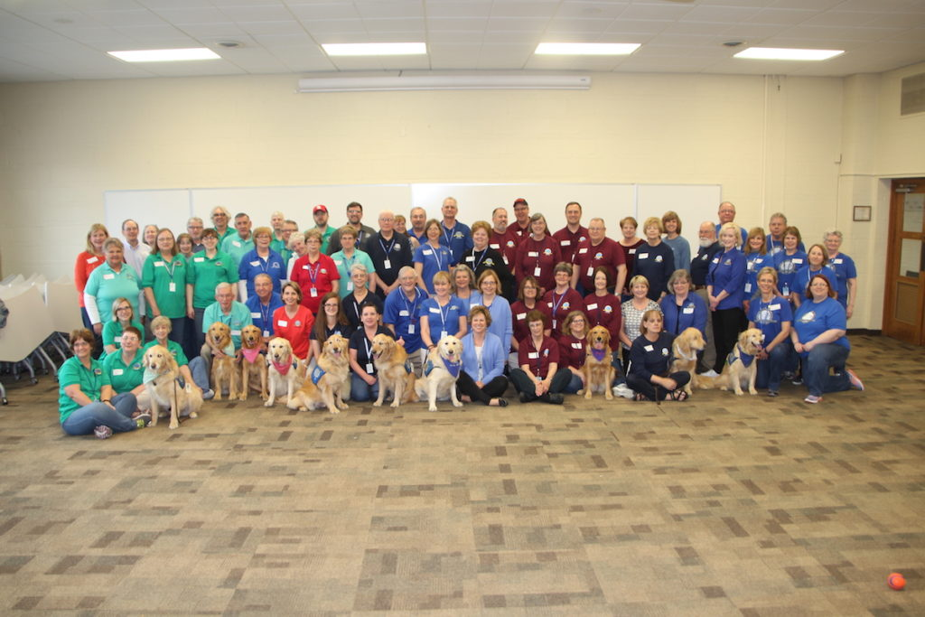 louie comfort dog jackson LCC st louis seminary regional conference