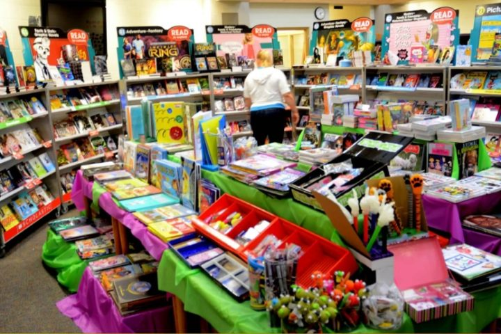 Buy One Get One Book Fair At MLS 2