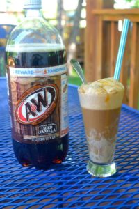 a&w root beer float frisbee fun immanuel lutheran youth joplin missouri