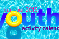 summer 2018 youth activity calendar