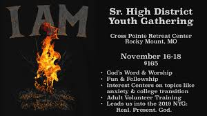 i am high school retreat missouri district lcms lutheran immanuel joplin youth