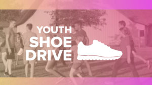 youth shoe drive