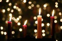 advent candles immanuel lutheran church joplin missouri