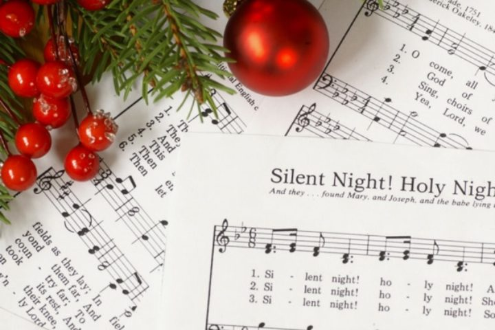 Top Ten Christmas Hymns 1