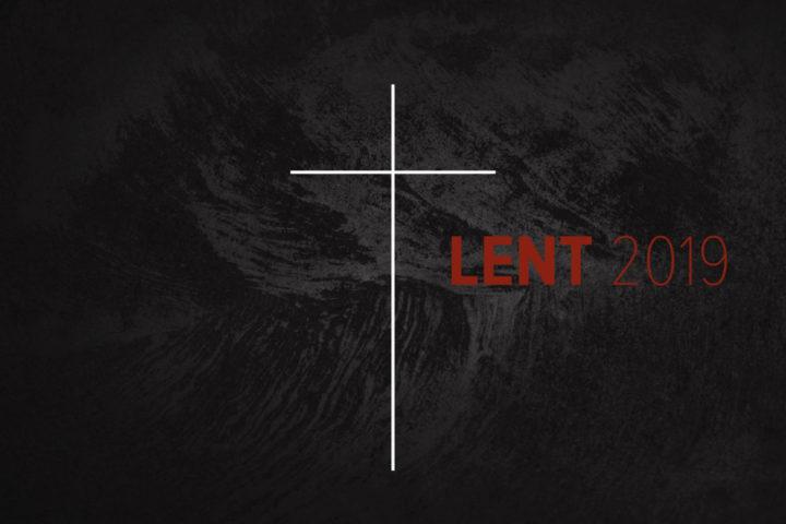 lent 2019 at Immanuel-Joplin