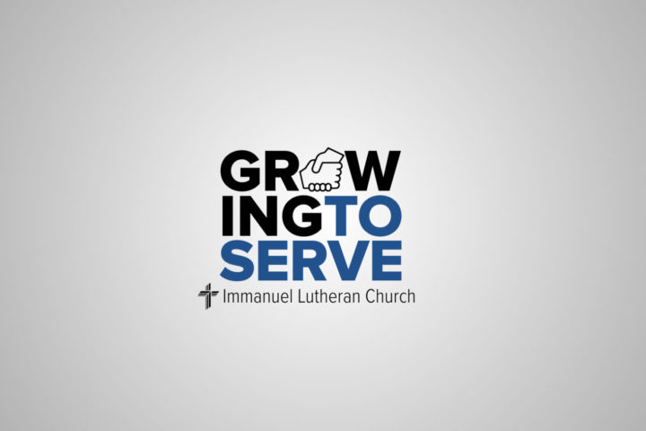 growing to serve. immanuel lutheran church lcms. joplin missouri. youth ministry.