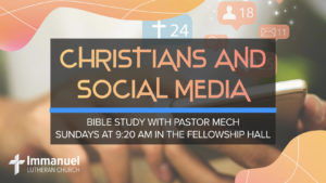 Fellowship Bible Study 1