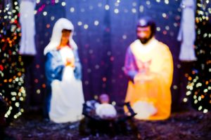 Those Who Fear Him. Nativity soft focus. Advent Devotion. Immanuel Lutheran Church. Joplin, Missouri. LCMS. Call His Name Jesus.