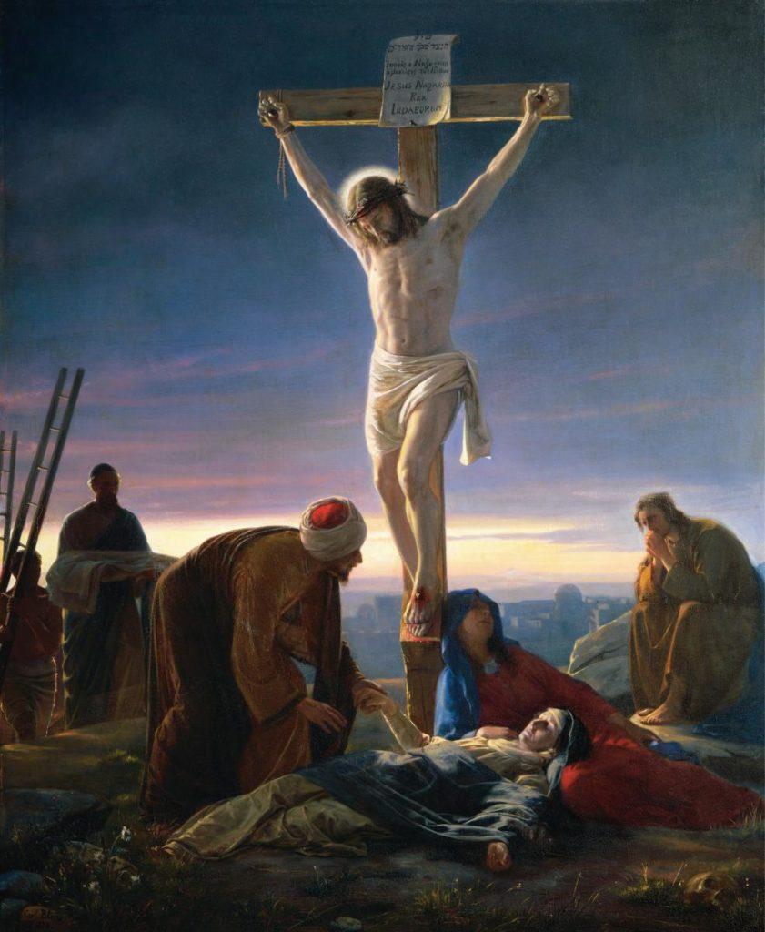 God's Eyes | Sermon for Good Friday April 10, 2020 1