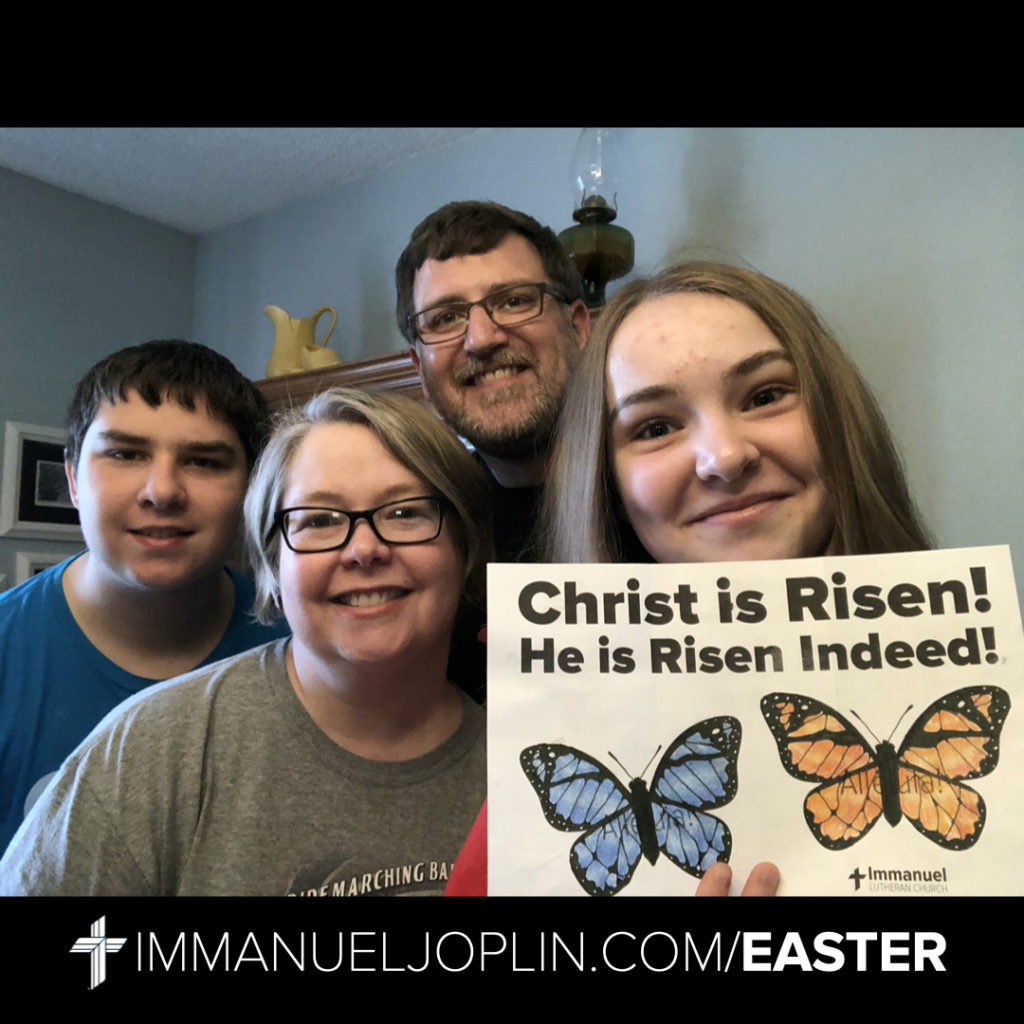 Easter at Immanuel 22