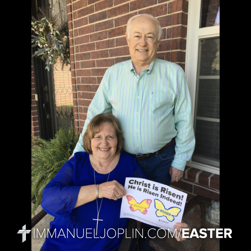 Easter at Immanuel 37