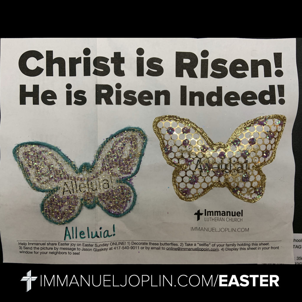 Easter at Immanuel 40
