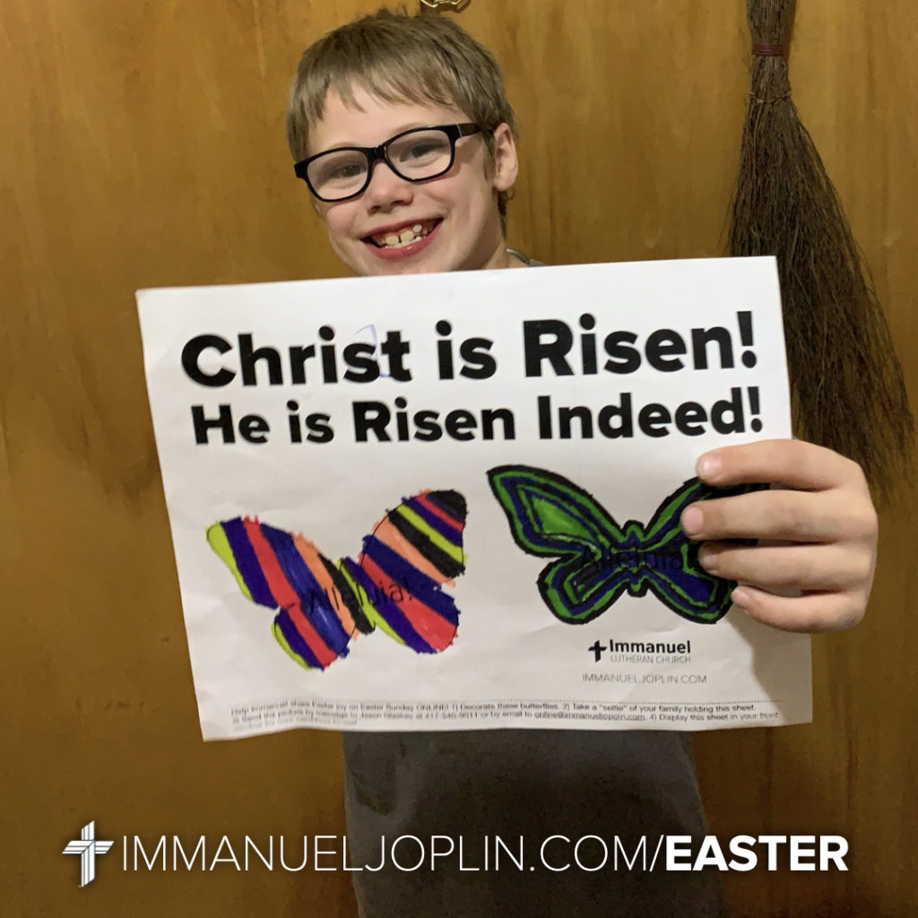 Easter at Immanuel 41