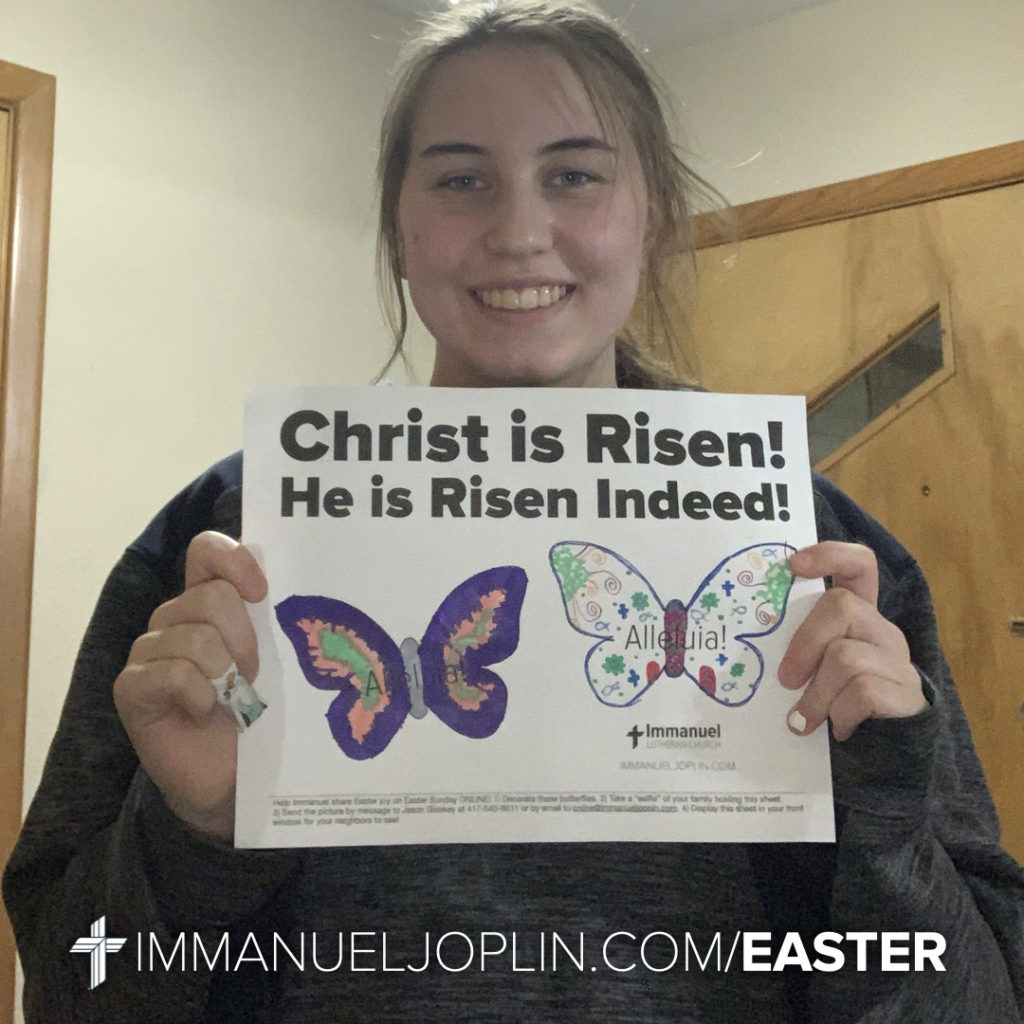 Easter at Immanuel 42
