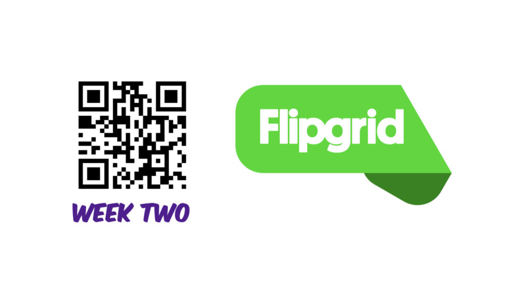 flipgrid VBS At Home Week Two