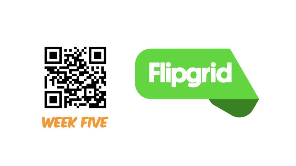 VBS At Home Week Five Flipgrid