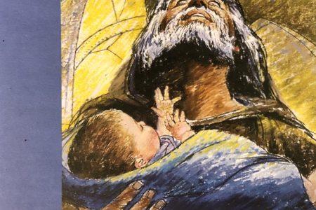 First Sunday after Christmas bulletin cover. Immanuel Lutheran Church LCMS. Joplin Missouri.