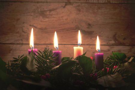 Fourth Sunday in Advent. Immanuel Lutheran Church LCMS. Joplin Missouri.