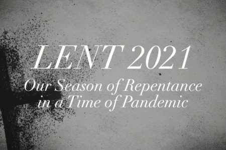 lent 2021 in a time of pandemic