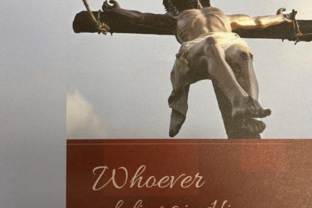 Fourth Sunday in Lent Bulletin Cover. Immanuel Lutheran Church LCMS. Joplin Missouri.